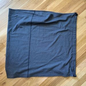 lululemon athletica Accessories - Lululemon Vinyasa Scarf Heathered Slate Black